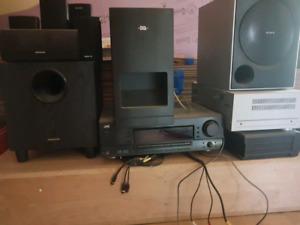 1.5 Surround sound units for sale