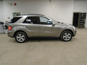 2009 MERCEDES ML320 BLU-TEC DIESEL! 103,000KMS! ONLY $23,900!!!!