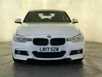 2017 BMW 330E M SPORT AUTO HYBRID SAT NAV PARKING SENSORS 1 OWNER SVC HISTORY