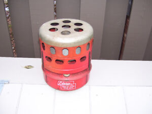 Coleman Camping heater