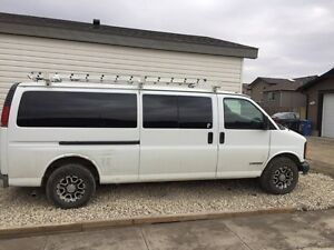 3500 Chevy express
