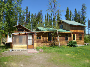 1800 sq feet of unique living on 5.2 private wooded acres.