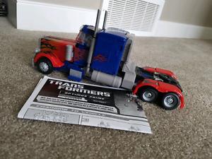 Transformers Optimus Prime Expert 5