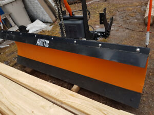 Artic 7 1 /2 ft poly plow for 3/4 ton