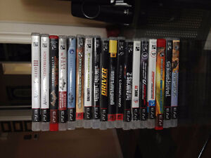 Lots of PS3 Games for Sale!