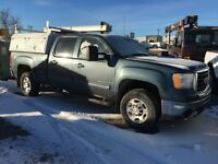 2008 GMC Sierra SLT 2500HD - 4x4 - Leather - S/R