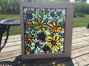 30% OFF ALL INSTOCK MOSAIC STAINED GLASS WINDOWS! Cambridge Kitchener Area image 5