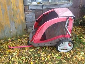 Little tikes bicycle trailer