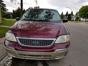 2001 ford windstar $700
