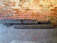 Land Rover discovery d1 300tdi side steps