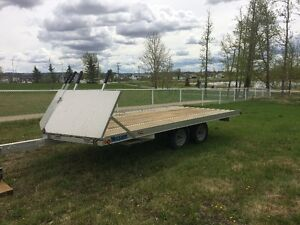2014 Mission Trailers MFS 101x16 MFS