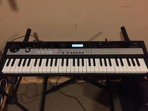 Korg MicroSTATION 61-key Synthesizer