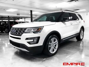 Ford Explorer 4WD XLT LUXURY NAVI PANO 2017