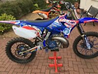 YAMAHA YZ 250 2008 (like new)