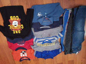 5T Boys pants, tees, longsleeves