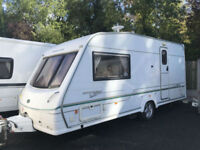 Bessacarr Cameo 495 SL Luxury Caravan Immaculate Condition 2 Berth Motor Mover