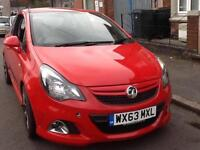 Vauxhall/Opel Corsa 1.6i 16v Turbo ( 192ps ) 2013 VXR STUNNING RED LOW MILEAGE