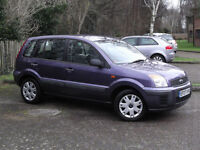 **BARGAIN TO CLEAR**Ford Fusion 1.4TDCi Style Climate Diesel**New Turbo & EGR**