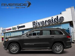 2018 Jeep Grand Cherokee Summit  - $362.67 B/W