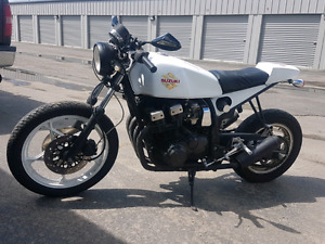 !!New lower price!! 1977 Suzuki Cafe Racer