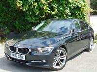 2012 62 BMW 3 SERIES 2.0 320D SPORT 4D DIESEL
