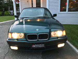 1995 BMW 3-Series Cabriolet