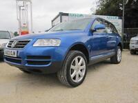 2003 03 Volkswagen Touareg 3.2 V6 auto LPG Converted