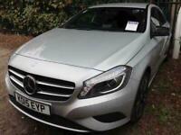 2015 Mercedes-Benz A180 1.5 CDI Blue Efficiency Sport 5dr Diesel Manual