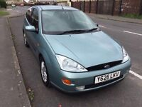 Ford focus automatic 6 months mot. Lovely car.