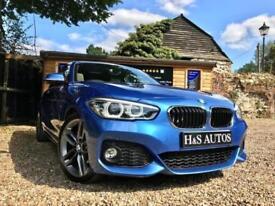 2015 BMW 1 Series 2.0 120d M Sport Sports Hatch (s/s) 3dr