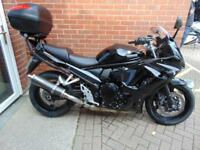 2011 (11) SUZUKI GSX1250 FA BANDIT - LOW MILEAGE AND SOME NICE EXTRAS