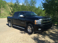 2011 Chevrolet Silverado 1500 LTZ Crew Cab Loaded