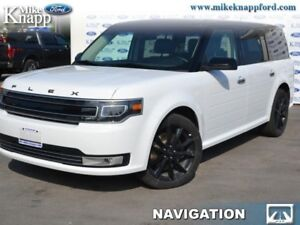 2018 Ford Flex Limited AWD  - Leather Seats -  Bluetooth