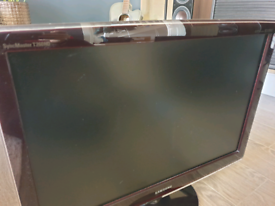 *SOLD* 26 Inch monitor/TV Samsung Syncmaster T260HD.