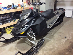 2008 Summit X 800 - 163 Track - Low kms Very Clean