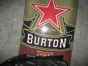 Burton Board and Boots