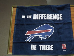 "FS: 2003 McDonalds Buffalo Bills ""Promotional"" Rally Towel"