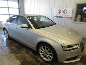 2014 Audi A4 2.0 8sp Tip Progressiv Land of Quattro Edition