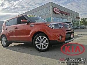 2019 Kia Soul EX | One Owner | Rare Colour | Like New