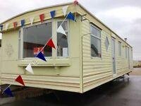 Cheap Luxury static caravan FREE 2017 site fees 2 bed Clacton Essex Suffolk Kent Sussex