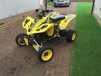 2005 Suzuki LTZ 400 Road Legal Quad Px Swap MK7 Transit jetski