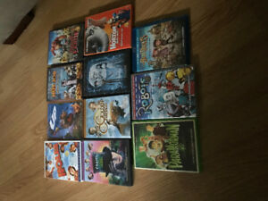 Lot of Kids DVDs