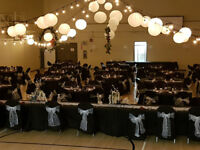 Hall or Wedding Decorations