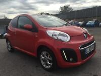2012 Citroen C1 Hatch 3Dr 1.0i 68 EU5 VTR+ Petrol grey Manual