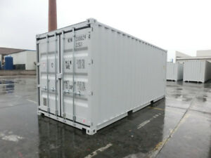 NEW ONE-TRIP Shipping/Storage Containers for SALE - 20' & 40'