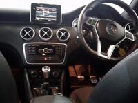 2014 MERCEDES BENZ A CLASS A200 [2.1] CDI AMG Sport 5dr
