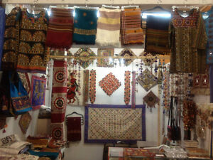 Business for sale - handmade Embroidery & traditional craft item