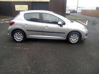 "PEUGEOT 207 1.4S 5 DOOR [A/C] 2010 ""10"" REG 71,000 MILES 2 OWNERS FROM NEW F.S.H"