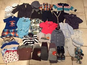 Name Brand Baby Boy Clothes 3-12mts