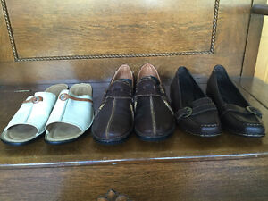 Lds Shoes/Sandals Gently Worn
